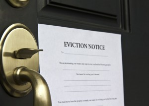 Unlawful Evictions are Prohibited