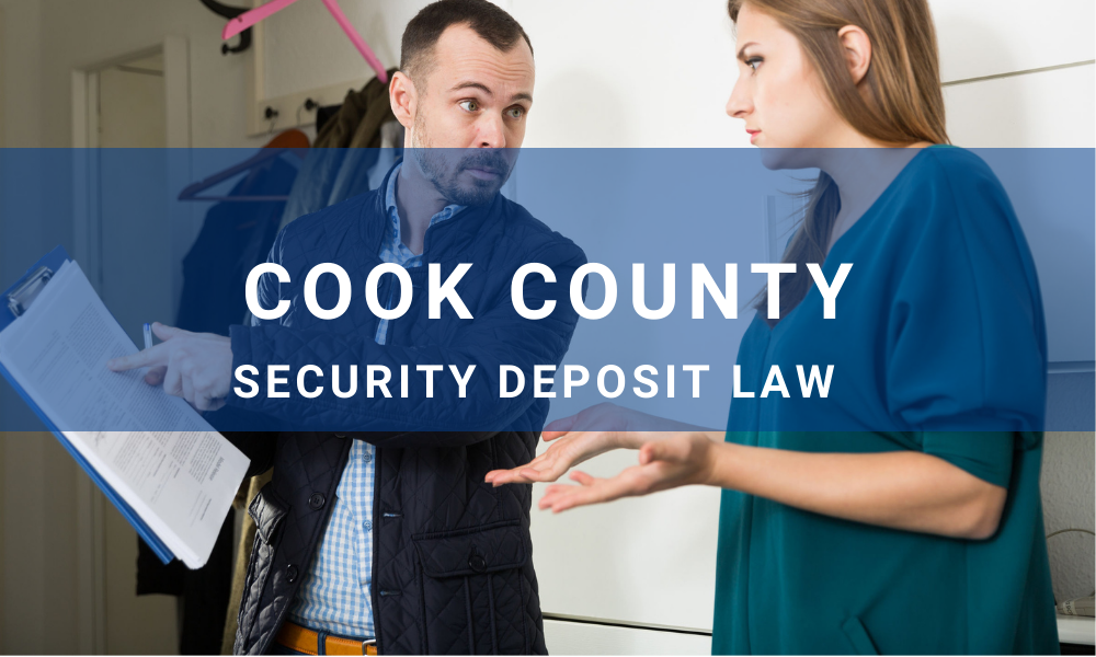 Cook County Security Deposit Law